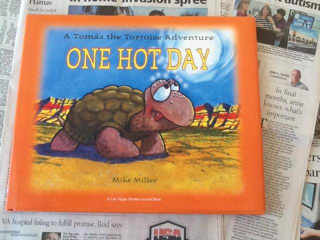 Tomas the Tortoise book