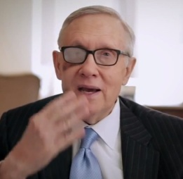 Harry Reid says he is not running for re-election